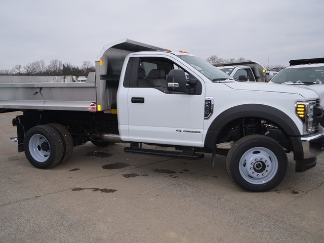 2019 F-450 Regular Cab DRW 4x4,  Dump Body #FT12417 - photo 4