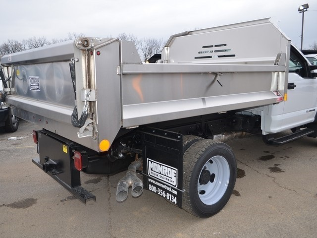 2019 F-450 Regular Cab DRW 4x4,  Dump Body #FT12417 - photo 2