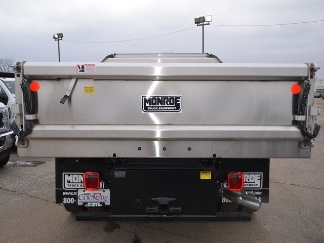 2019 F-450 Regular Cab DRW 4x4,  Dump Body #FT12417 - photo 5