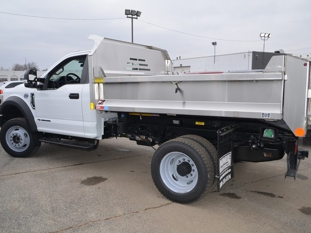 2019 F-450 Regular Cab DRW 4x4,  Dump Body #FT12417 - photo 7