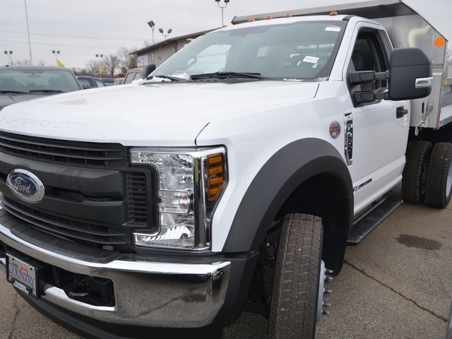 2019 F-450 Regular Cab DRW 4x4,  Dump Body #FT12417 - photo 8