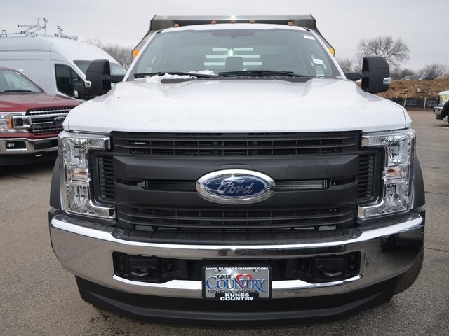2019 F-450 Regular Cab DRW 4x4,  Dump Body #FT12417 - photo 9
