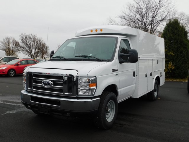 2019 E-350 4x2,  Knapheide KUV Service Utility Van #FT12428 - photo 8