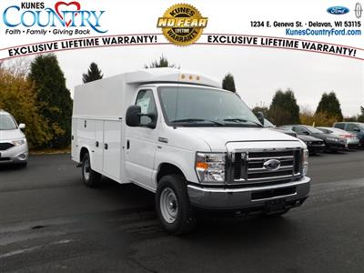2019 E-350 4x2,  Knapheide KUV Service Utility Van #FT12428 - photo 1
