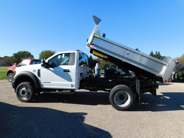 2019 F-450 Regular Cab DRW 4x4,  Monroe Dump Body #FT12434 - photo 12