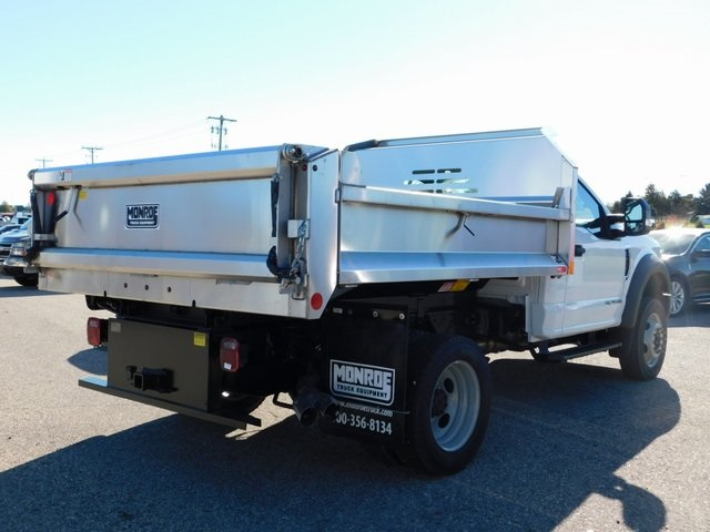 2019 F-450 Regular Cab DRW 4x4,  Monroe Dump Body #FT12434 - photo 2