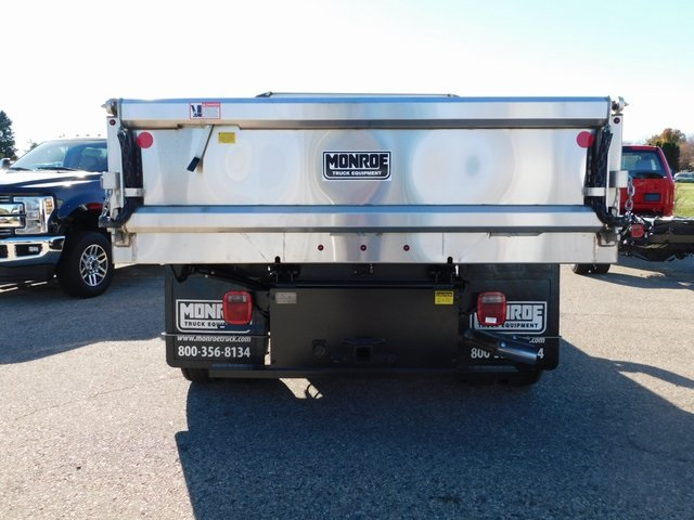 2019 F-450 Regular Cab DRW 4x4,  Monroe Dump Body #FT12434 - photo 7