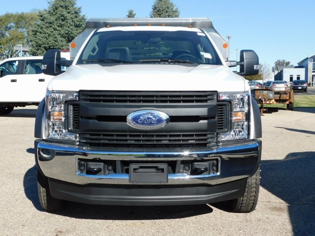2019 F-450 Regular Cab DRW 4x4,  Monroe Dump Body #FT12434 - photo 8