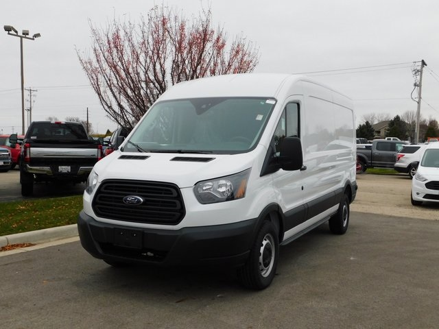 2019 Transit 250 Med Roof 4x2,  Empty Cargo Van #FT12437 - photo 7