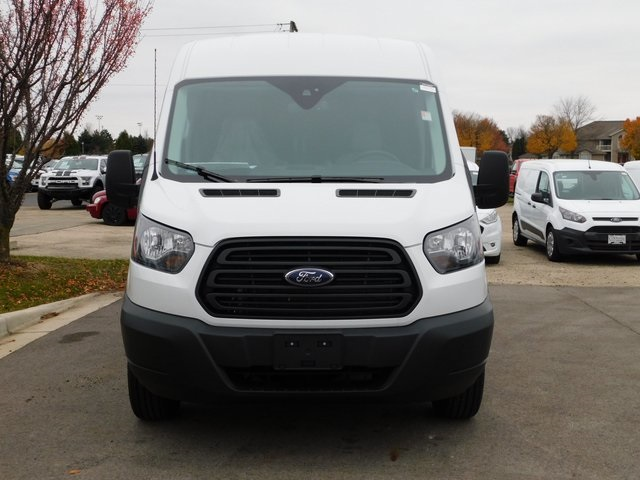 2019 Transit 250 Med Roof 4x2,  Empty Cargo Van #FT12437 - photo 8
