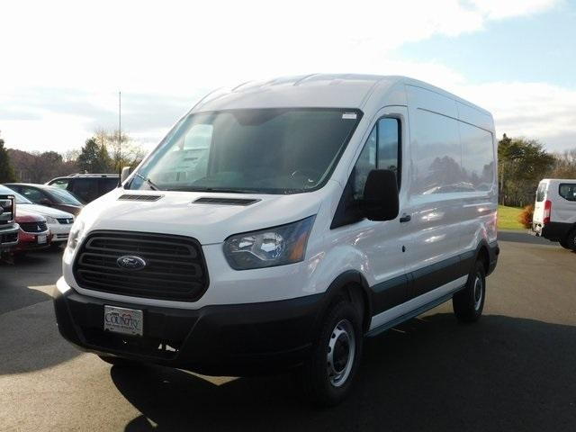 2019 Transit 250 Med Roof 4x2,  Empty Cargo Van #FT12450 - photo 9