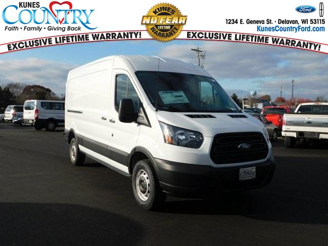 2019 Transit 250 Med Roof 4x2,  Empty Cargo Van #FT12450 - photo 1