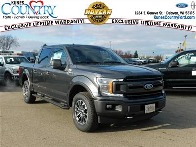 2018 F-150 SuperCrew Cab 4x4,  Pickup #FT12457 - photo 1