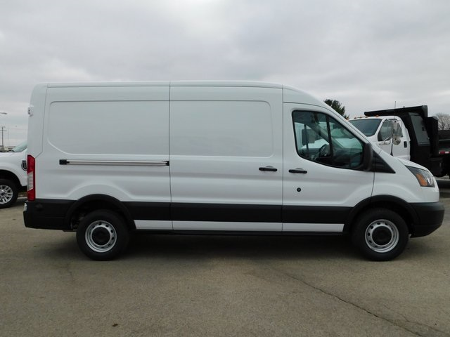 2019 Transit 350 Medium Roof 4x2,  Empty Cargo Van #FT12469 - photo 3
