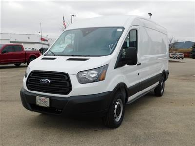 2019 Transit 350 Med Roof 4x2,  Empty Cargo Van #FT12469 - photo 8
