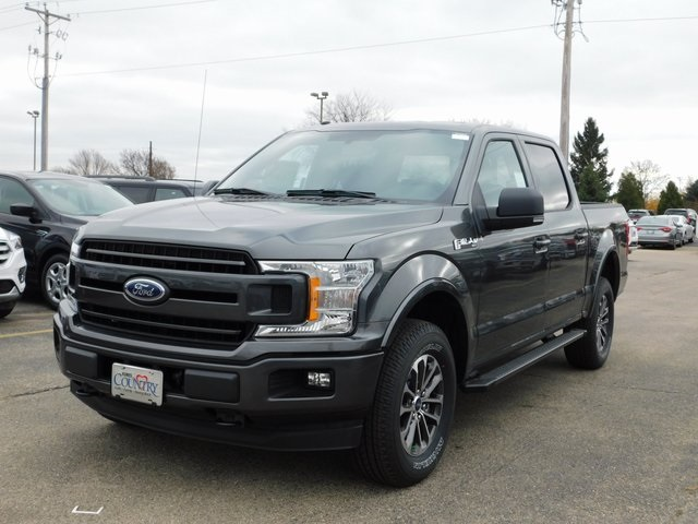 2018 F-150 SuperCrew Cab 4x4,  Pickup #FT12472 - photo 8