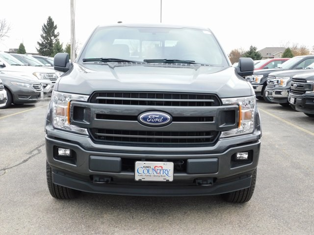 2018 F-150 SuperCrew Cab 4x4,  Pickup #FT12472 - photo 9