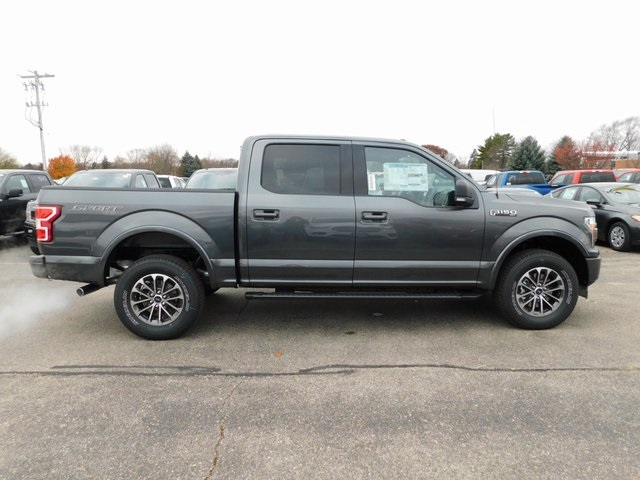 2018 F-150 SuperCrew Cab 4x4,  Pickup #FT12472 - photo 3