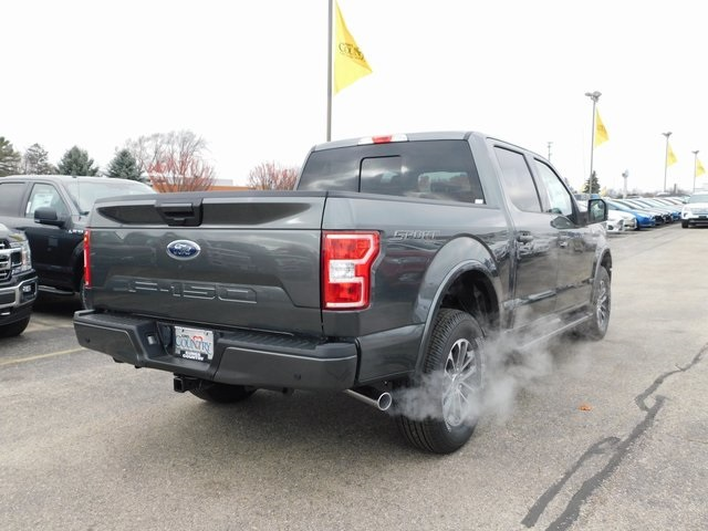 2018 F-150 SuperCrew Cab 4x4,  Pickup #FT12472 - photo 2