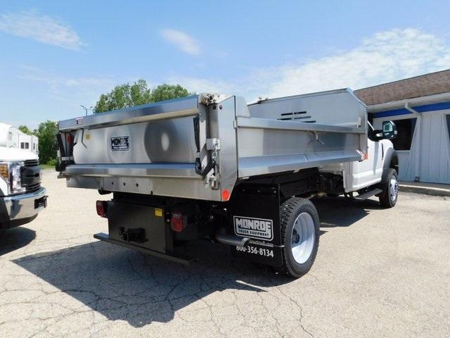 2019 F-450 Regular Cab DRW 4x4,  Monroe Dump Body #FT12476 - photo 1
