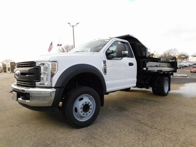 2019 F-450 Regular Cab DRW 4x2,  Knapheide Dump Body #FT12477 - photo 8