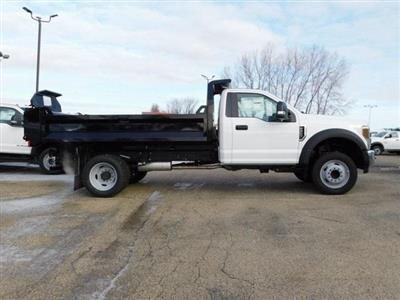 2019 F-450 Regular Cab DRW 4x2,  Knapheide Drop Side Dump Body #FT12477 - photo 3
