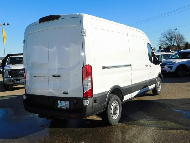 2019 Transit 250 Med Roof 4x2,  Empty Cargo Van #FT12497 - photo 4