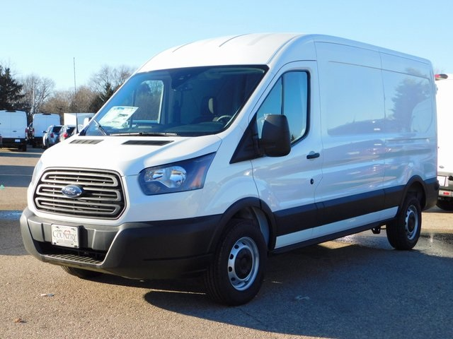 2019 Transit 250 Med Roof 4x2,  Empty Cargo Van #FT12497 - photo 6