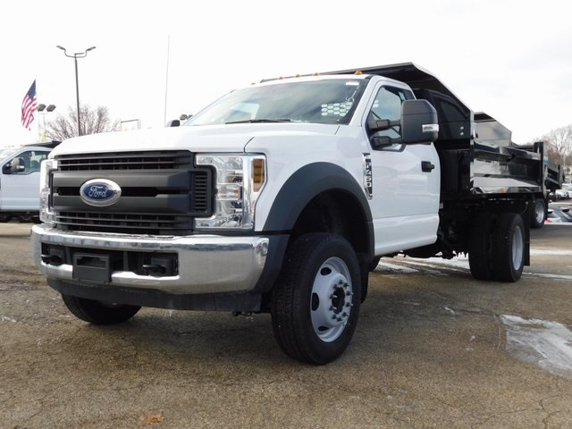 2019 F-450 Regular Cab DRW 4x2,  Knapheide Dump Body #FT12519 - photo 7