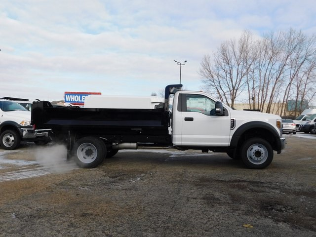 2019 F-450 Regular Cab DRW 4x2,  Knapheide Dump Body #FT12519 - photo 3