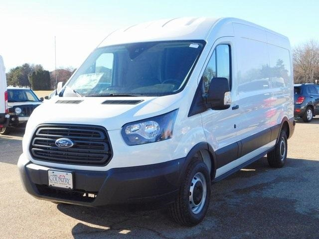 2019 Transit 250 Med Roof 4x2,  Empty Cargo Van #FT12552 - photo 6