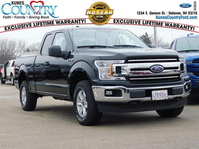 2018 F-150 Super Cab 4x4,  Pickup #FT12562 - photo 1