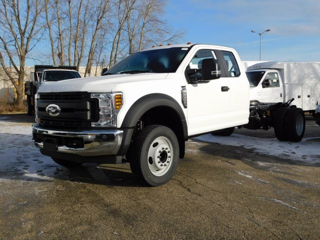 2019 F-550 Super Cab DRW 4x2,  Cab Chassis #FT12563 - photo 9