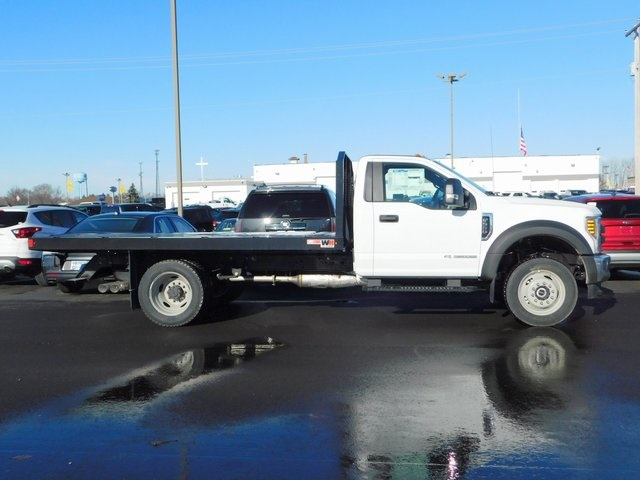 2019 F-550 Regular Cab DRW 4x4,  Monroe Platform Body #FT12580 - photo 2