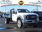 2019 F-550 Regular Cab DRW 4x4,  Monroe Platform Body #FT12580 - photo 1