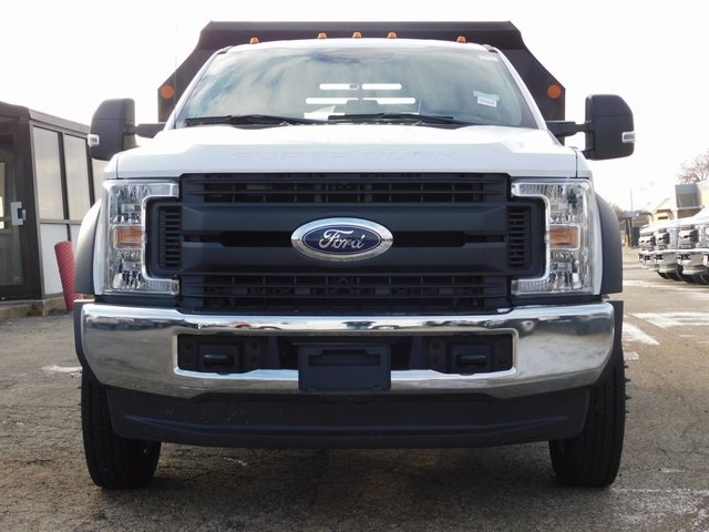 2019 F-450 Regular Cab DRW 4x4,  Monroe Dump Body #FT12583 - photo 9