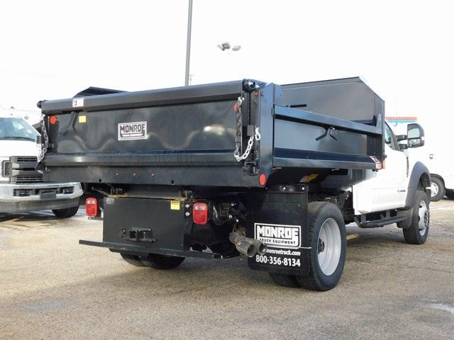 2019 F-450 Regular Cab DRW 4x4,  Monroe Dump Body #FT12583 - photo 1