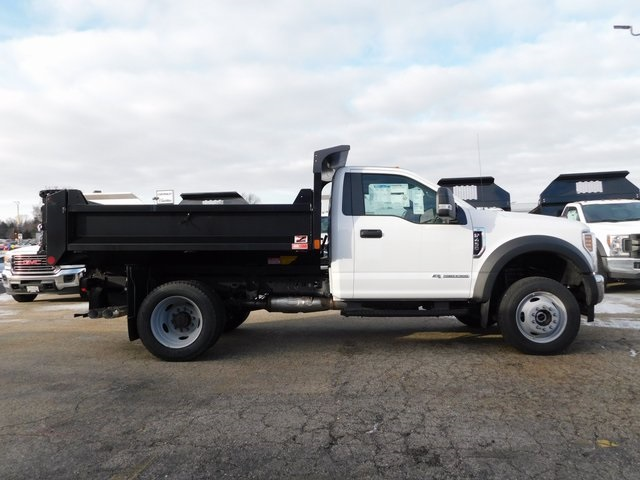 2019 F-450 Regular Cab DRW 4x4,  Monroe Dump Body #FT12583 - photo 3