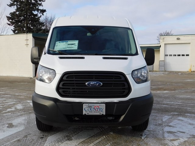 2019 Transit 350 Med Roof 4x2,  Empty Cargo Van #FT12594 - photo 10