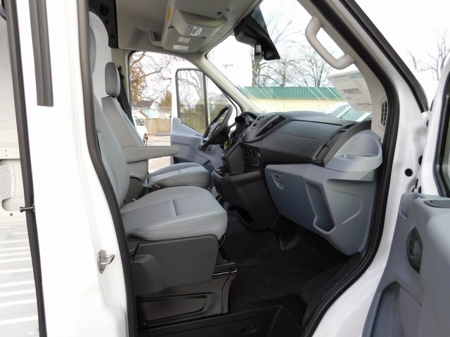 2019 Transit 350 Med Roof 4x2,  Empty Cargo Van #FT12594 - photo 15
