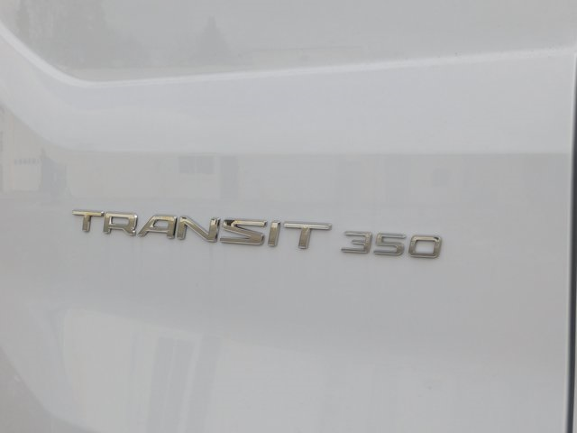 2019 Transit 350 Med Roof 4x2,  Empty Cargo Van #FT12594 - photo 16