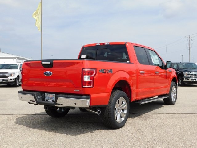 2019 F-150 SuperCrew Cab 4x4,  Pickup #FT12597 - photo 2