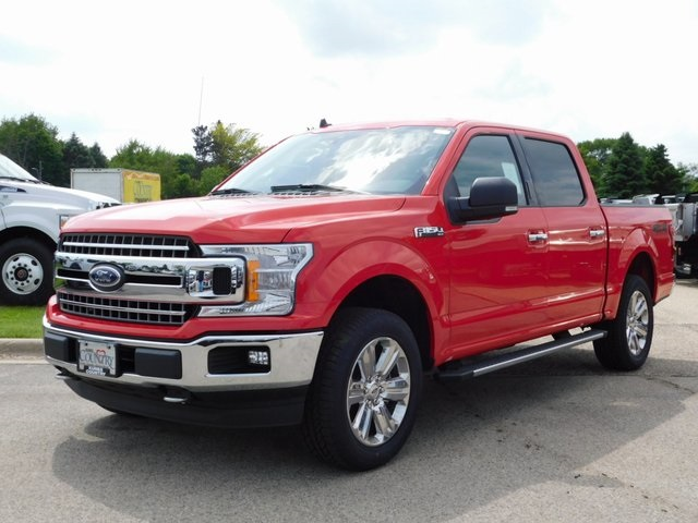 2019 F-150 SuperCrew Cab 4x4,  Pickup #FT12597 - photo 10