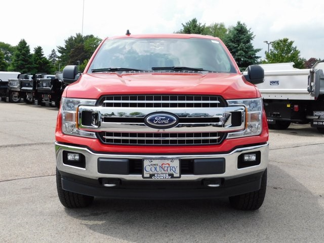 2019 F-150 SuperCrew Cab 4x4,  Pickup #FT12597 - photo 11