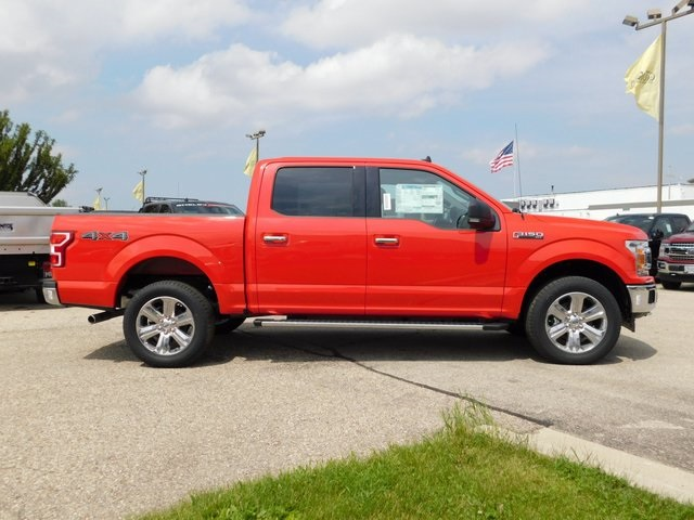 2019 F-150 SuperCrew Cab 4x4,  Pickup #FT12597 - photo 3
