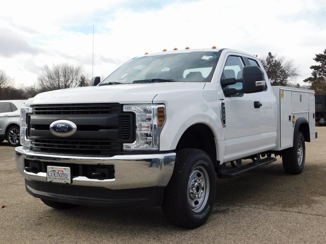 2019 F-250 Super Cab 4x4,  Monroe Service Body #FT12611 - photo 8