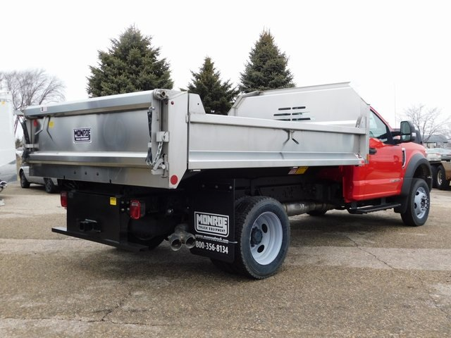 2019 F-550 Regular Cab DRW 4x4,  Monroe Dump Body #FT12617 - photo 3