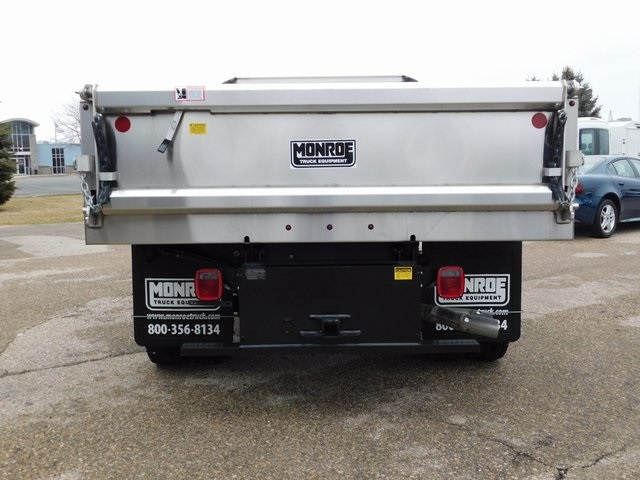2019 F-550 Regular Cab DRW 4x4,  Monroe Dump Body #FT12617 - photo 4