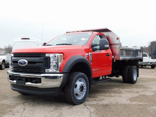 2019 F-550 Regular Cab DRW 4x4,  Monroe Dump Body #FT12617 - photo 5