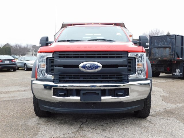 2019 F-550 Regular Cab DRW 4x4,  Monroe Dump Body #FT12617 - photo 6